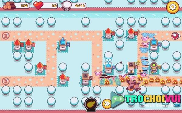 game Chat nhon tan cong hinh anh 3