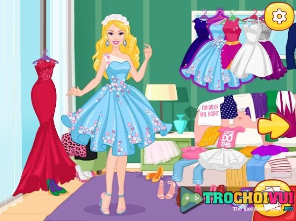 game Dam cuoi Barbie va Ken hinh anh 1