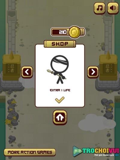 game Ninja nguoi que hinh anh 2