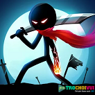 game Ninja nguoi que stickman dash