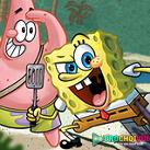 Spongebob hòn đảo quái vật