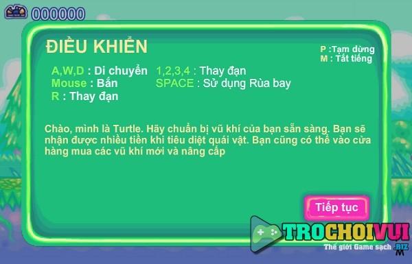 game Tay sung ninja rua hinh anh 1