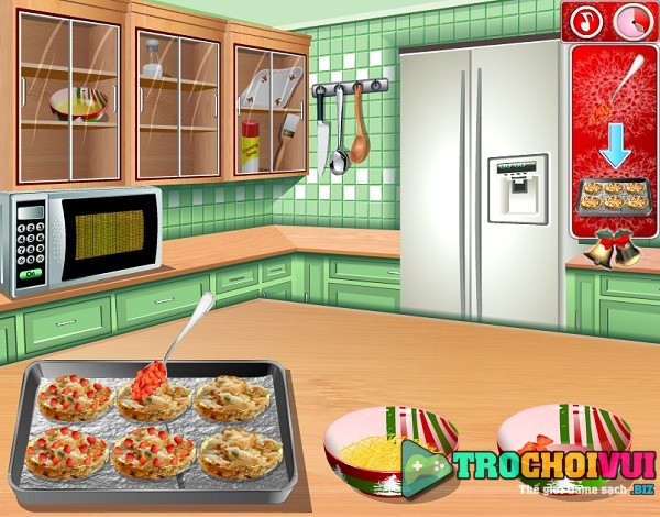 game Thuc don giang sinh hinh anh 2