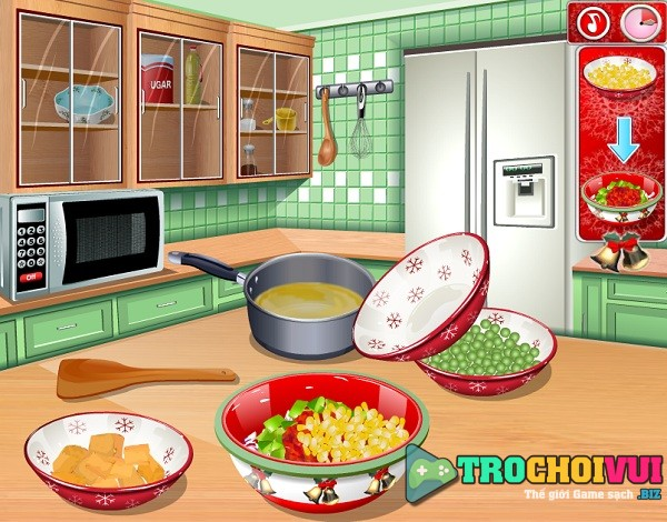 game Thuc don giang sinh hinh anh 3