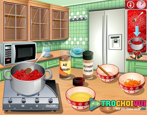 game Thuc don giang sinh hinh anh 4
