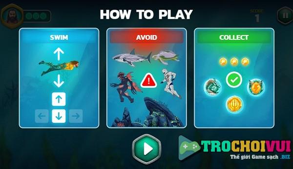 game Aquaman De vuong Atlantis hinh anh 1