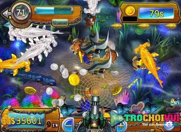 game Ban ca an xu 3D online offline 24h y8