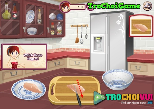game Lam ga Kung Pao hinh anh 1