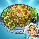 Salad ngày tết