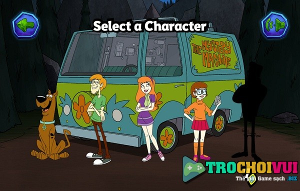 game Scooby Doo chay tron ma hinh anh 2