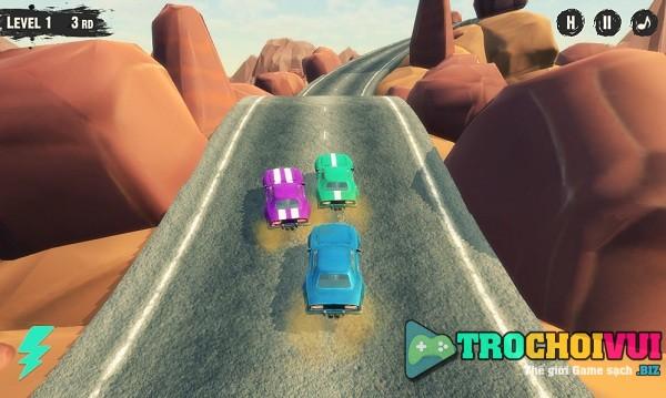 game Dua xe dien 3D hinh anh 1