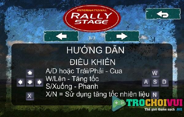 game Dua xe Rally 3D hinh anh 1