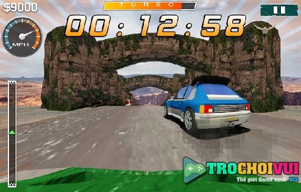 game Dua xe Rally 3D hinh anh 4