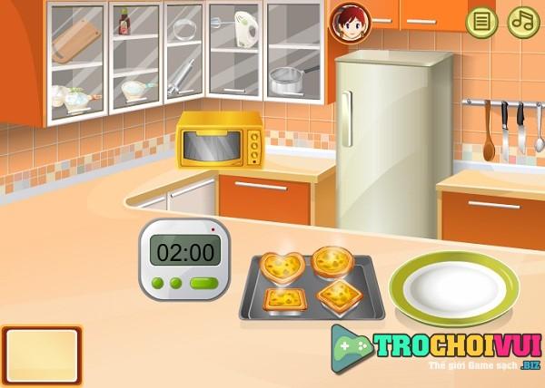 game Lam banh trung nuong hinh anh 4