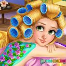 Làm đẹp cho công chúa tóc mây