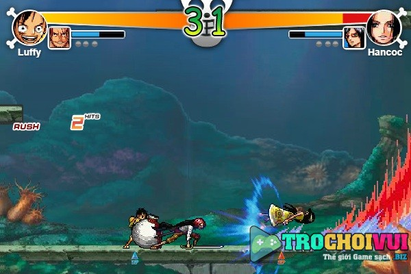 game One Piece quyet chien hinh anh 2