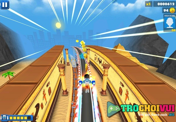 game Subway Surfers 2019 hinh anh 2