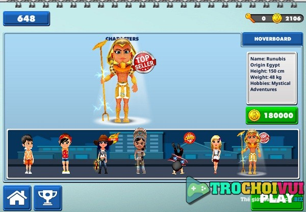 game Subway Surfers 2019 hinh anh 3
