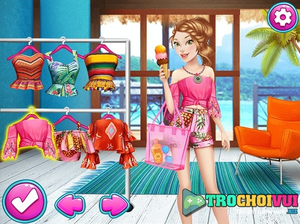 game Thoi trang Belle quanh nam hinh anh 2