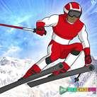 Trượt tuyết đổ đèo 3D