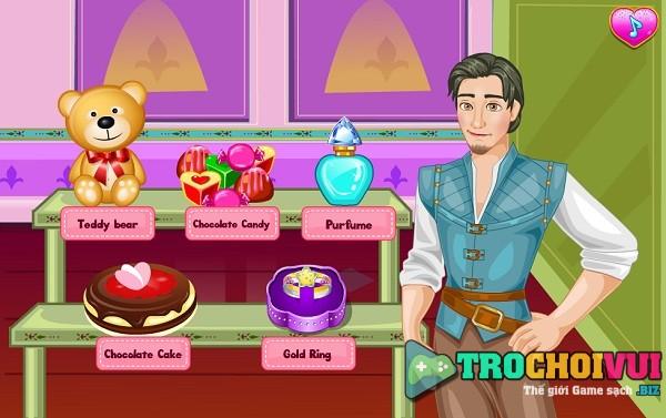 game Valentine cua Elsa hinh anh 2