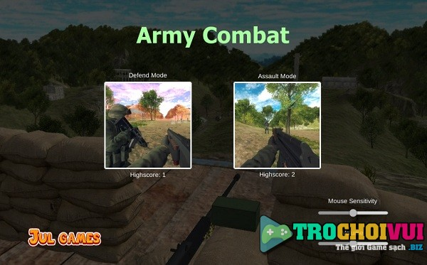 game Anh hung chien tranh hinh anh 1