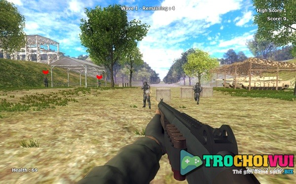 game Anh hung chien tranh hinh anh 2
