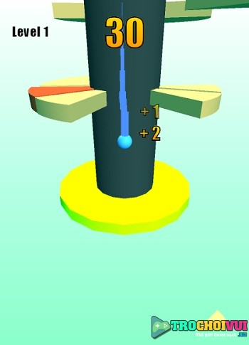 game Helix Jump online mien phi