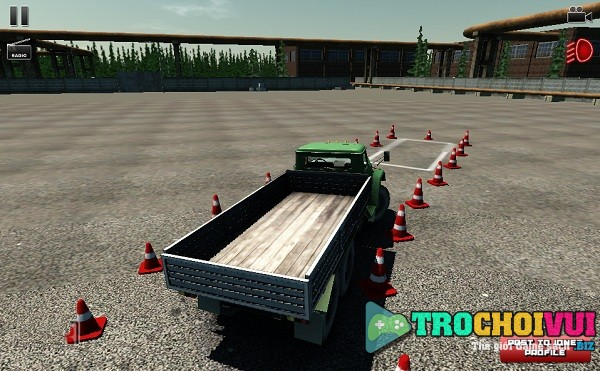 game Lai xe cho hang 3D 2 hinh anh 3