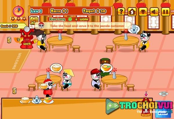 game Nha hang Trung Hoa hinh anh 2