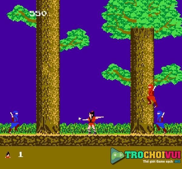 game Ninja cuu me hinh anh 2