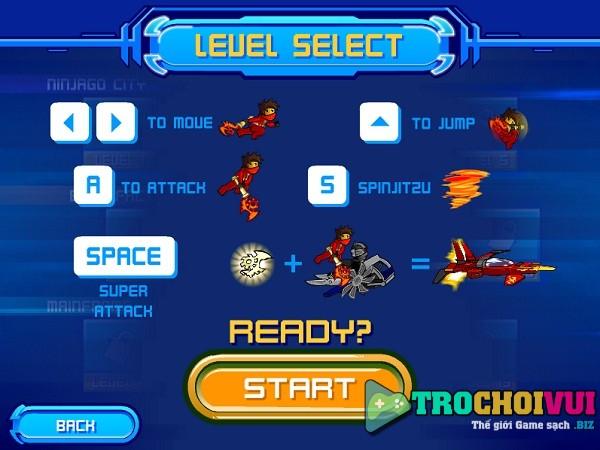 game Ninjago truy tim mat ma hinh anh 2