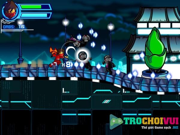 game Ninjago truy tim mat ma hinh anh 3