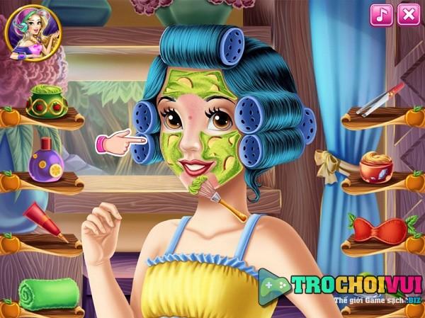 game Trang diem cong chua Bach Tuyet hinh anh 1