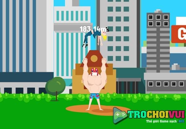 game Buddy Toss hinh anh 1
