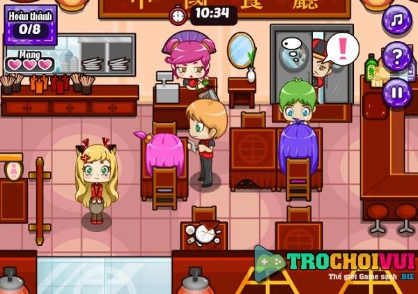 game Choc pha nha hang hinh anh 2