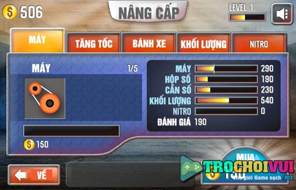 game Cuoc dua ac liet hinh anh 3