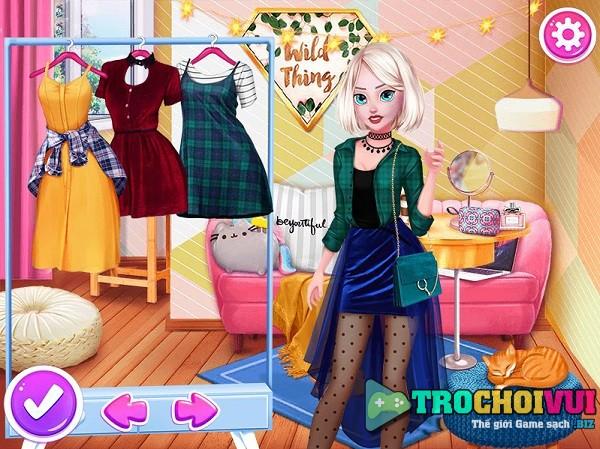 game Elsa that tinh hinh anh 2
