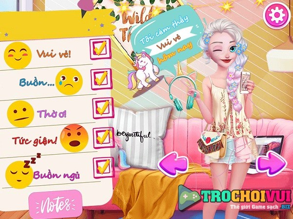 game Elsa that tinh hinh anh 3