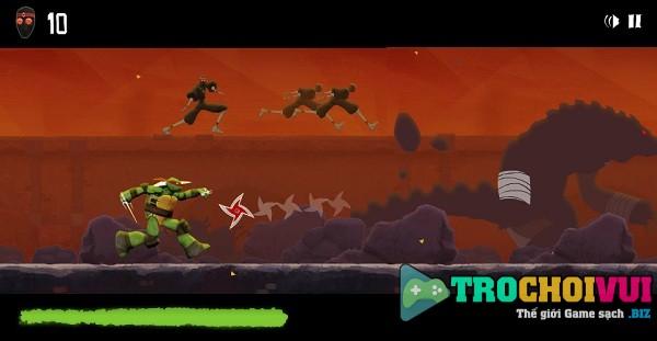 game Ninja rua duoi cong ngam hinh anh 3