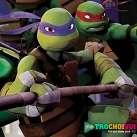 Ninja rùa dưới cống ngầm