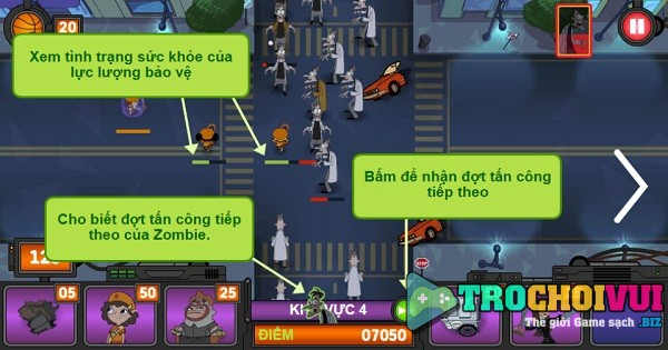 game Perry bao ve thanh pho hinh anh 1