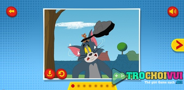 game Tom va Jerry hoc ve hinh anh 2