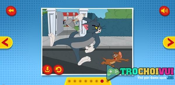 game Tom va Jerry hoc ve hinh anh 3