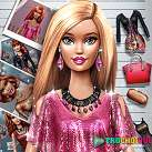 Thay đồ cho búp bê Barbie