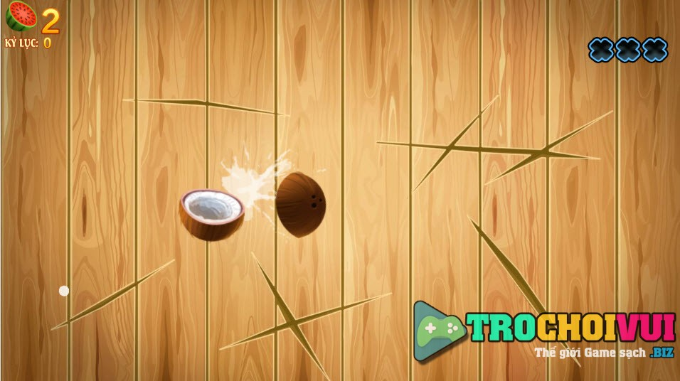 Game Chem trai cay mobile online anh 2
