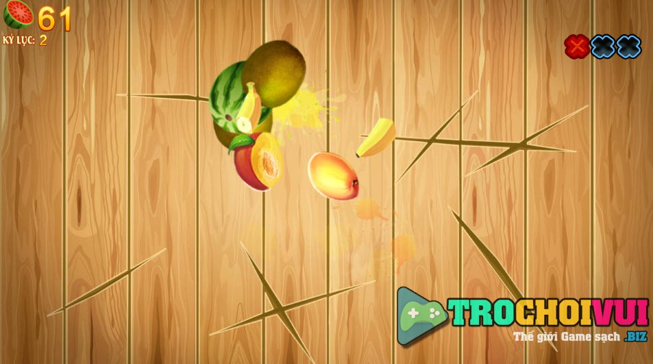 Game Chem trai cay mobile online anh 3