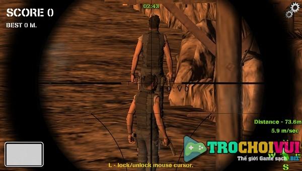 Game cao thu ban tia sniper 3d anh 2