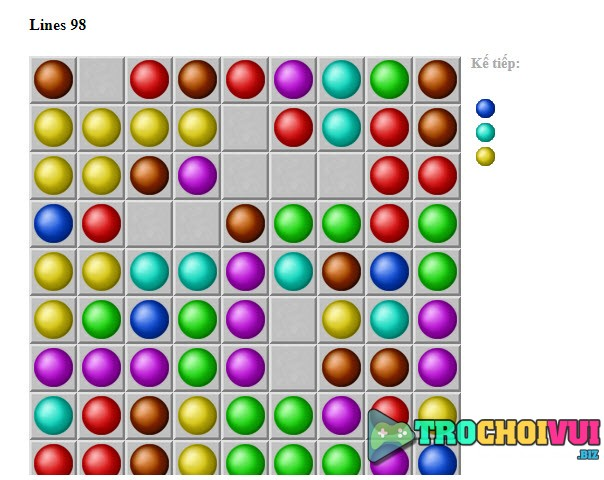 Game lines 98 mobile man hinh rong anh 2