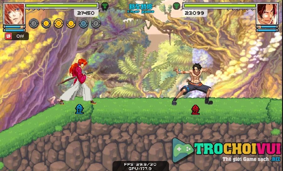 Game Bleach vs Naruto 3 4 anh 4